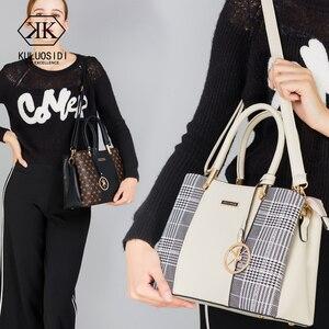 Image 4 - Luxury Handbags Women Bags Designer Women Leather Designer Handbags High Quality Bag For Women 2019 Ladies Hand Bags Sac a Main