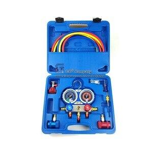 Image 4 - Qualidade superior r1234yf a/c conjunto de calibre coletor