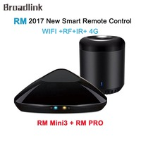 Broadlink New Version RM3 RM Mini3 RM2 Pro Smart Home Automation WIFI IR RF Universal Controller
