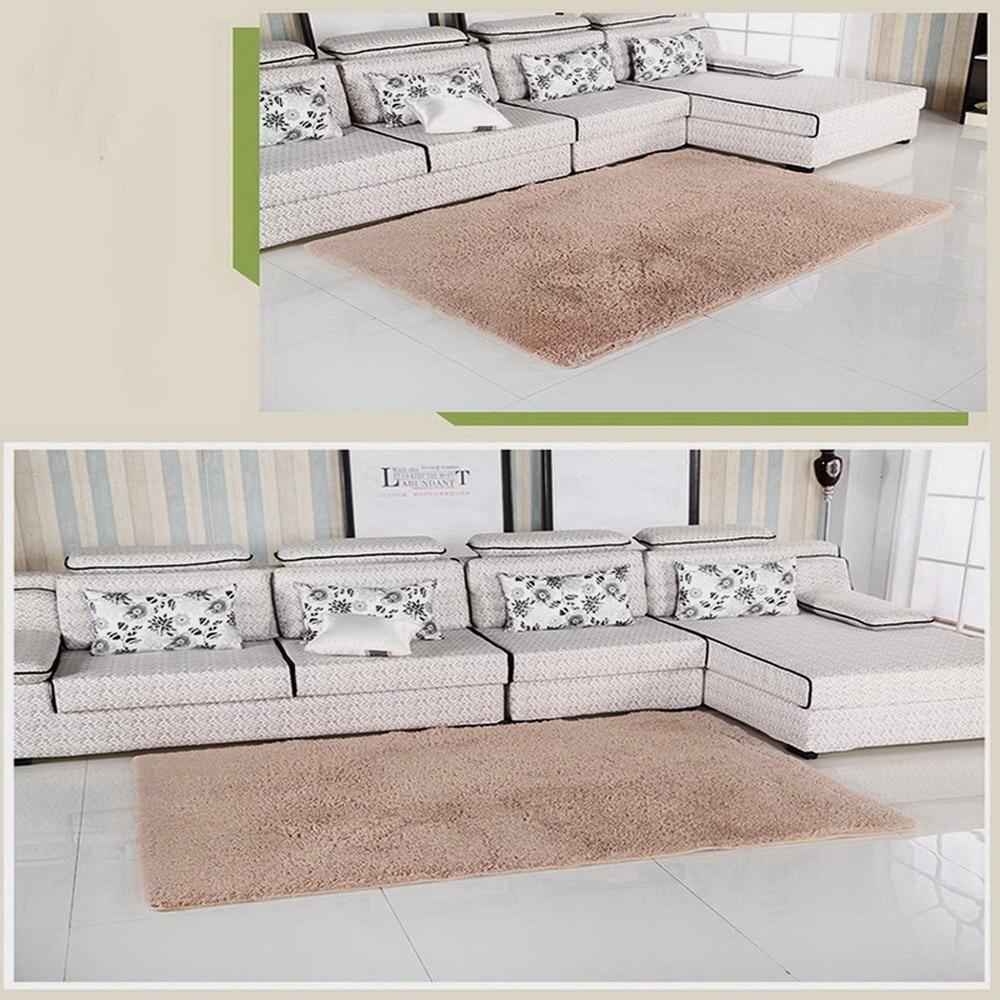 Cream color beige super soft carpet living room bedroom for Soft carpet for bedrooms