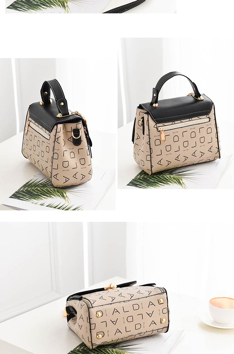 Popular Woman Handbags Fashion Leather Messenger Bag Trendy new one-shoulder diagonal small square bag Bolsa Feminina louis gg 54