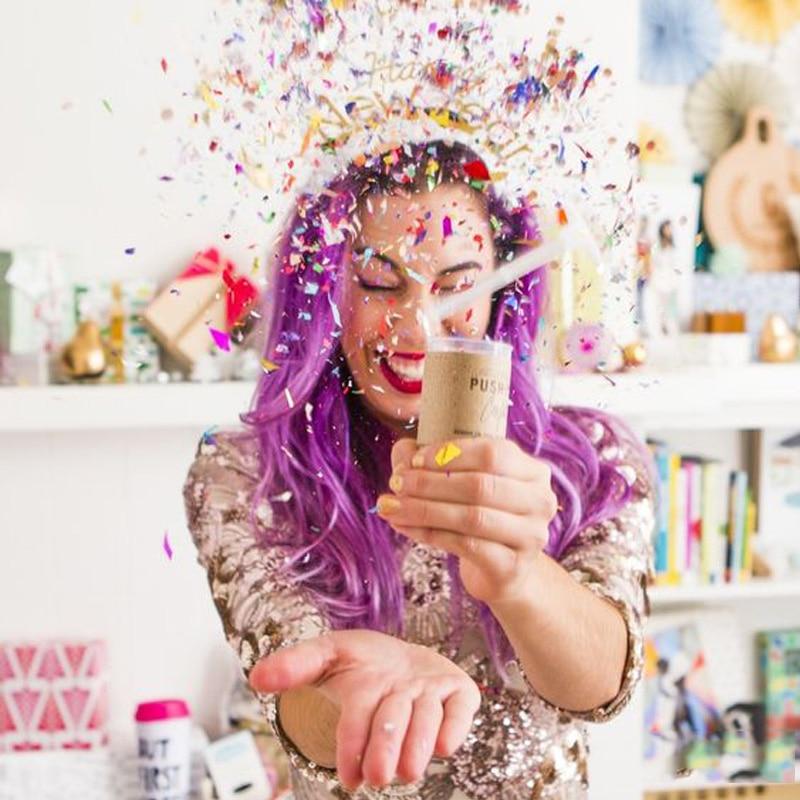 Confetti Cannon Confetti Popper Party Supplies Birthday Wedding Bachelorette