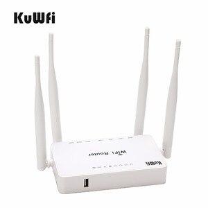 Image 1 - 300Mbps High Power Draadloze Router Openwrt Voorgeladen Sterke Wifi Signaal Draadloze Router Thuisnetwerken Met 4*5 Dbi antenne