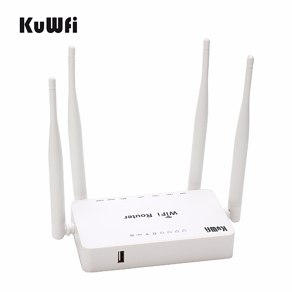 300Mbps High Power Wireless Router openWRT Preloaded Strong wifi Signal Wireless Router Home Networking with 4