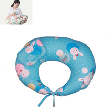 Newly Baby Pillow Cartoon Infant Comfortable Cushion Toddler Nursing Pillows Newborn Breastfeeding Pillow Waist Support Cushion