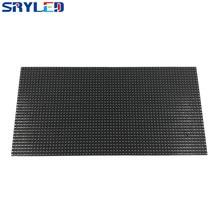 Visor led p5 32*64 pixles 320*160mm 64x32 1/16, varredura interna rgb módulo de exibição led hub75 smd p5, cor completa