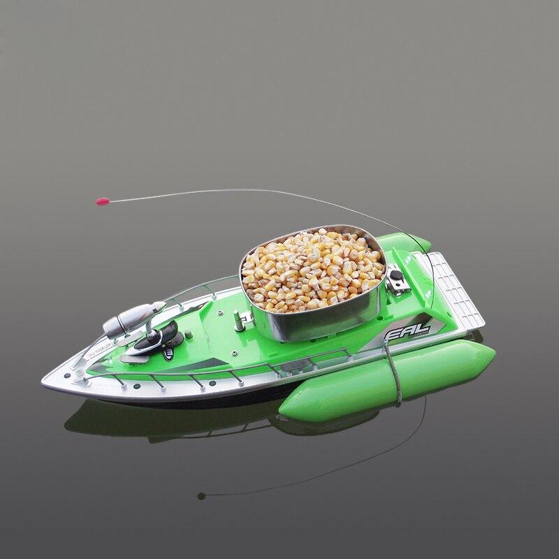 Goture 5 of 8 uur Action Mini RC Bait Vissersboot 260 m Afstandsbediening Feeder Lokken Carrier Karpervissen accessoires - 4