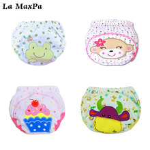 1PC Baby Training Pants Diaper Reusable Nappy Washable Diapers Cotton Learning Kids Wear