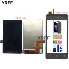 Mobile LCD Display For Fly FS405 Phone LCD Display Touch scr