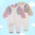 2017 Nueva Moda de Algodón Y Lana De Coral Matrial aTLL0053 Soft Body Para Bebé Y Niño Envío Libre
