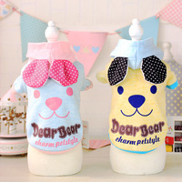 Clothes For Dogs Dog Hoodies Dog Clothes Products For Dogs Puppy Cute Rabbit And Bear For
