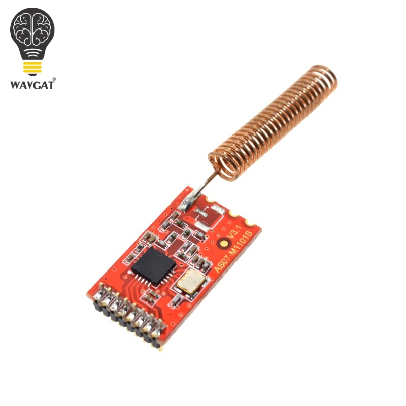 433 M CC1101 10 mW Émetteur Sans Fil Récepteur Module NRF905/SX1212/SI4432