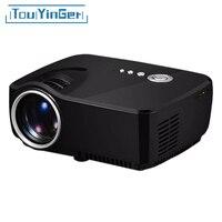 Новый мини портативный G90 проектор Full HD для домашних кинотеатров,LED телевизоров,видеоигр с разрешением 1080
