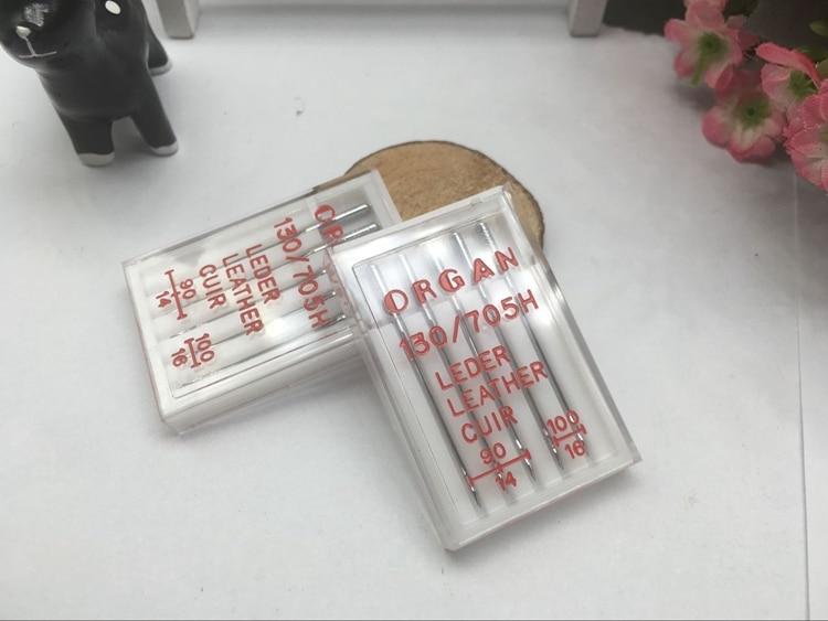 Aiguille Machine à Coudre Organe original 130//705 jeans 16