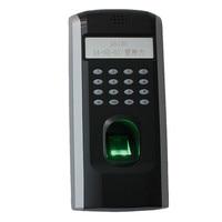 F7 TCP/IP Support Spanish Languafe Fingerprint Access Control ZK Fingerprint Entrance Guard System
