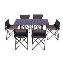 Мебель стол и стулья для отдыха стул складной походный  кресло