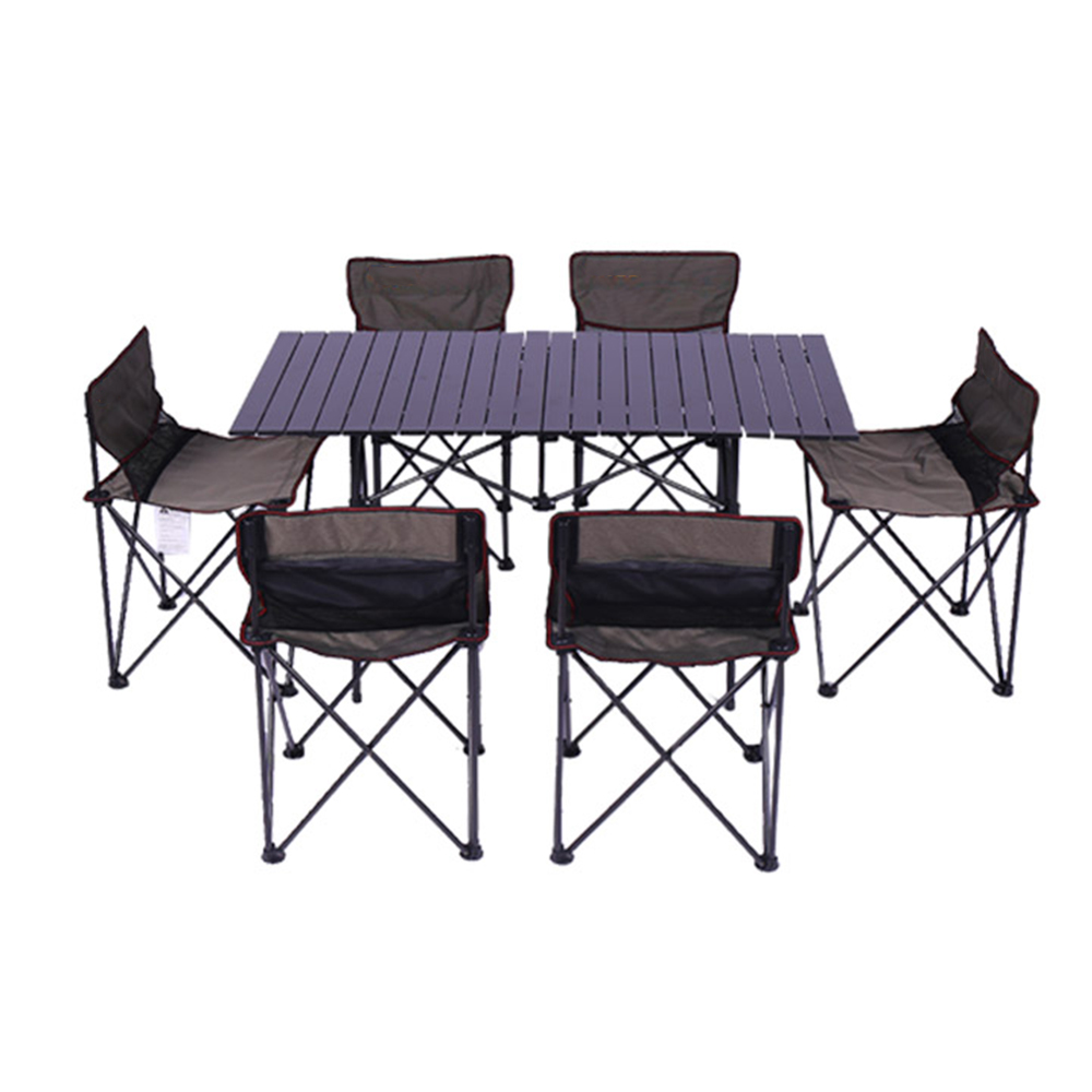 Outdoor Folding Table Chair   Camping Aluminium Alloy Picnic Table Waterproof Ultra-light Durable Folding Table Desk For Outdoor Folding Table Chair   Camping Aluminium Alloy Picnic Table Waterproof Ultra-light Durable Folding Table Desk For