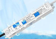 3 year warranty Waterproof IP67 30w high power 2.5A 12V DC 85-130V Constant voltage Led driver transformer