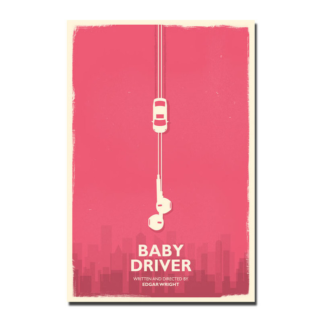 Плакат гобелен Малыш на драйве Шелк вариант 2