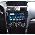 9 polegada HD1024 * 600 Quad Core Android 4.4 Jogador Do Carro DVD Para Forester XV 2012 2013 2014 2015 GPS Navigation Radio stereo BT WI-FI