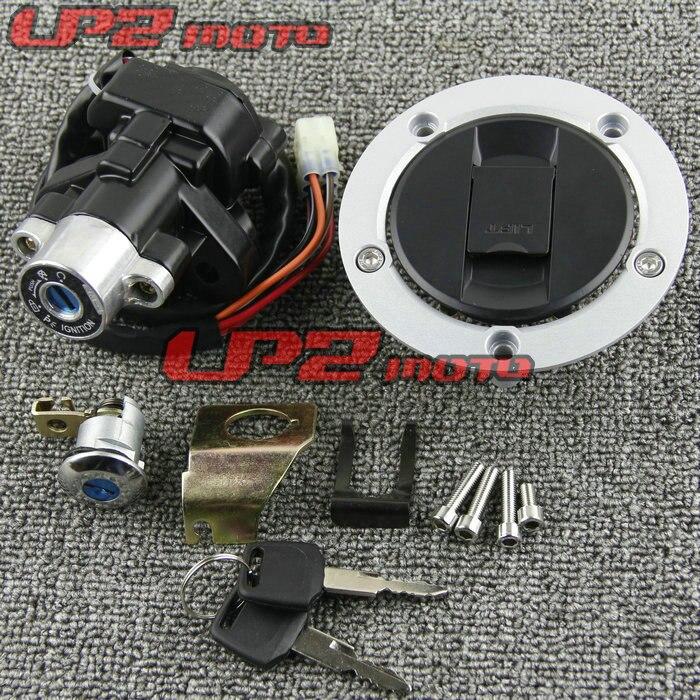 For SUZUKI GSF1200 Bandit 1200 GSF1250 Bandit 1250 sets lock Ignition Switch Lock Key Gas Tank