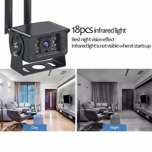 Image 3 - 3G 4G بطاقة Sim كاميرا ip لاسلكية واي فاي 1080P في الهواء الطلق IP66 مقاوم للماء حافلة صغيرة CCTV الأمن مراقبة الأشعة تحت الحمراء للرؤية الليلية