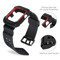 For Apple Watch Case 42mm 38mm For IPhone Watch Band Strap Series 3 2 1 Shockproof