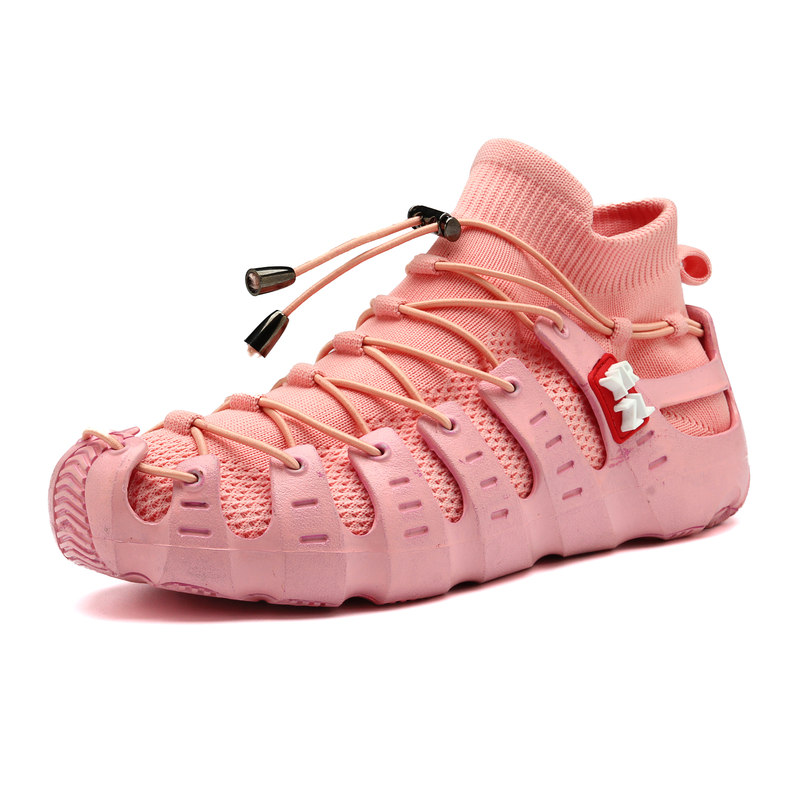 Moda casual Zapatillas transpirables para mujer, 4