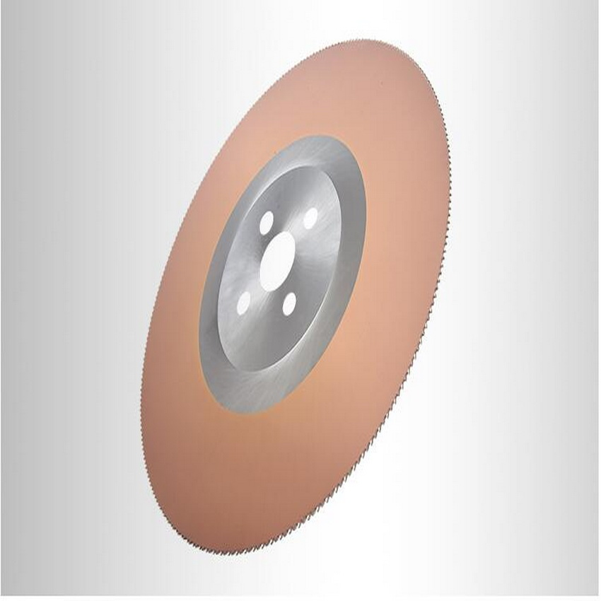On sale of 1PC HSSM35 Co5 made HSS saw blade TIALN coating 325*32*1.6/2.0mm for Steel iron aluminum pipes plates profile cutting on sale modern aluminum