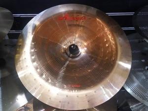 """Image 2 - B8 18"""" china cymbal"""