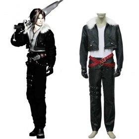 Здесь продается  Final Fantasy VIII 8 Squall Lionheart Cosplay Costume set  Одежда и аксессуары