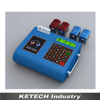 Портативный ультразвуковой расходомер Расходомер тестер TUF 2000P