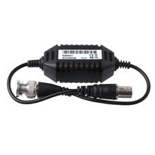 2019 New AHD/CVI/TVI/HDCVI/HDTV Male to Female Coaxial Video Ground Loop Isolator with Built-in Video BALUN for CCTV Camera