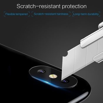 Back Camera Lens Glass Protector for IPhone 11 Pro X XR XS Max 6 6s 7 8 Plus Mobile Phone Lens Cover Protector for Apple Obiekty 1