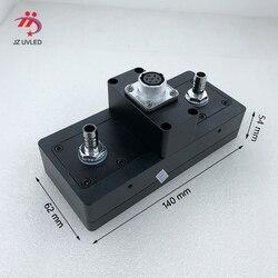 300W DYS130COB LED uv atrament lampa utwardzająca do TOPME Dlican platforma uv drukarka Ricoh G5 głowica drukująca żel utwardzanie ultrafioletowe światło LED w Światła UV do utwardzania żelu od Lampy i oświetlenie na