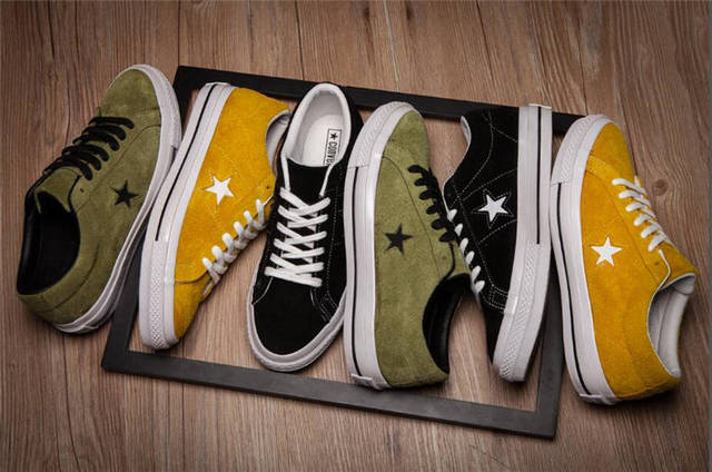 c00f6e5dab08 2018Original new CONVERSE ALL STAR Men s women classic sneakers low one star  black Skateboarding Shoes szie 36-44