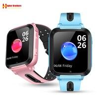 Waterproof Smart GPRS Location SOS Call Monitor Camera Wristwatch Tracker Kids Students Whatsapp Phone Bluetooth WhatsApp Watch