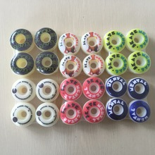 2016 51-54mm Brand skatemental yellow color changed SKATEBOARD WHEELS 4pcs/Set Pro stock wheel for special offer with good price