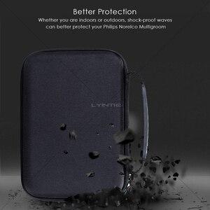 Image 2 - EVA 스토리지 여행 휴대용 상자 커버 가방 케이스 필립스 Norelco Multigroom 시리즈 3000 5000 7000 MG3750 MG5750/49 MG7750/49