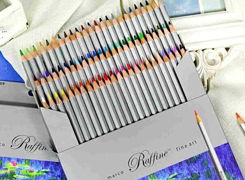crayons de couleur marco raffine