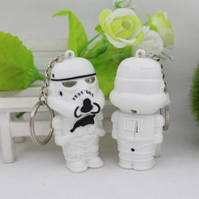 Star Wars Flashlight Keychain