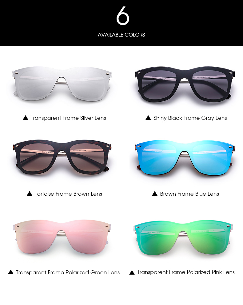 Esperanza - Jim Halo Sunglasses