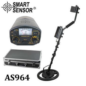 High Sensitive Metal Detector underground 3M depth SmartSensor AS964 Gold digger silver treasure hunter Pinpointer detector - DISCOUNT ITEM  30% OFF All Category