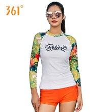 361 женский спортивный купальник с длинным рукавом из двух частей, женский профессиональный спортивный купальник, Новые Горячие весенние купальные костюмы