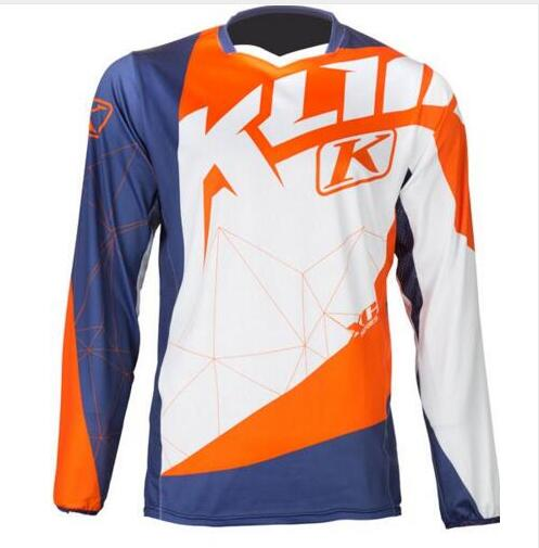Klim 2019 new multi-color motorcycle off-road vehicle cycling bicycle adult Jersey sports shirt