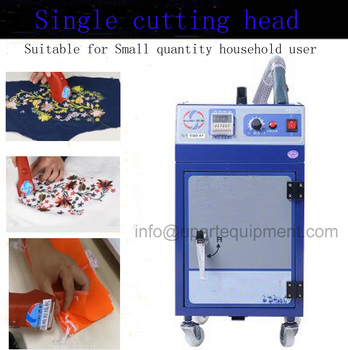 Automatic textile thread ends cutting machine