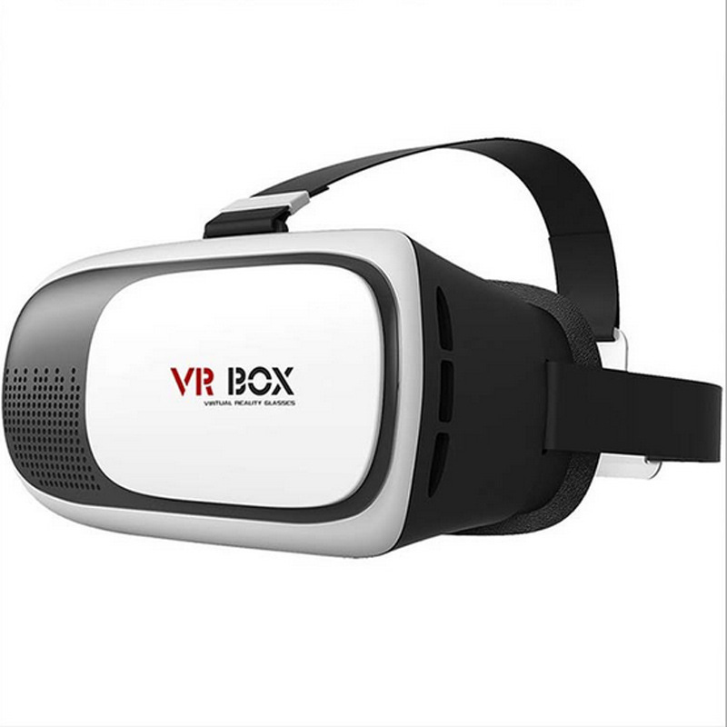 <font><b>2016</b></font> <font><b>VR</b></font> <font><b>Google</b></font> <font><b>Cardboard</b></font> 3D <font><b>Movie</b></font> Glasses <font><b>VR</b></font> <font><b>BOX</b></font> II 2.0 Version Virtual Reality 3D Galasses+Bluetooth Remote Controller