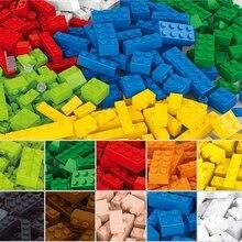 2000 pcs DIY 크리 에이 티브 벽돌 대량 모델 빌딩 블록 어린이 크리 에이 티브 Legoings 장난감 피규어 CompatibleBrands 블록 legoings