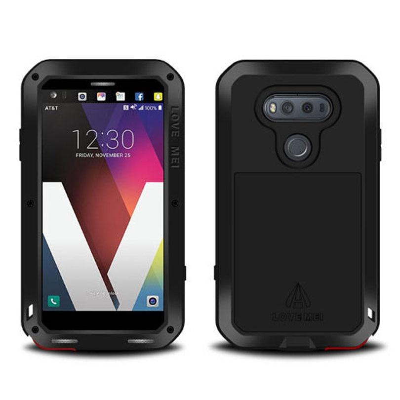 Για LG V20 5.7 INCH Original LOVE MEI Αλουμίνιο - Ανταλλακτικά και αξεσουάρ κινητών τηλεφώνων - Φωτογραφία 2