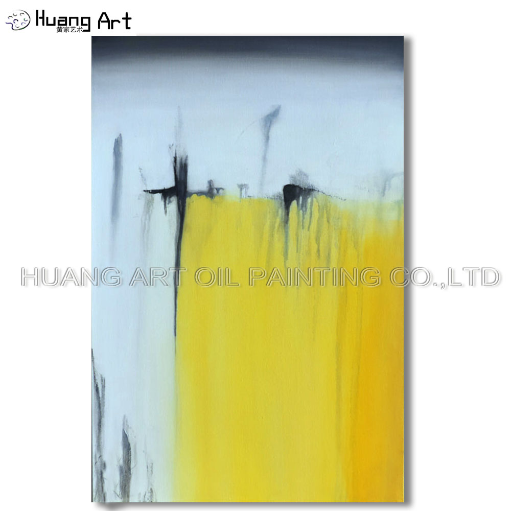 ④Handmade Oil Paintings on Canvas Home Decor Wall Art Abstract ...